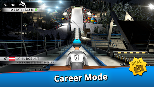 Ski Jumping 2021 screenshots 1