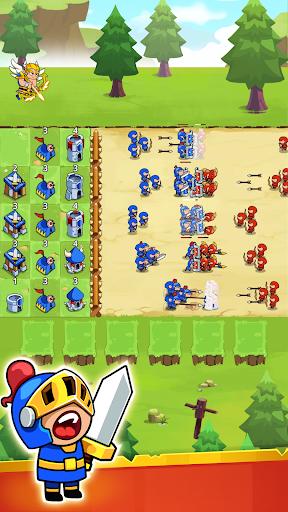Save The Kingdom: Merge Towers  screenshots 7