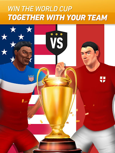 Be A Legend: Real Soccer Champions Game 2.9.7 screenshots 10