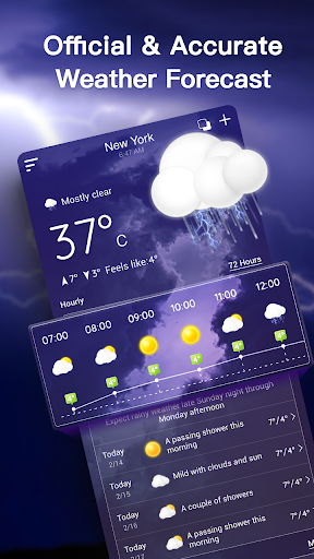 Live Weather Forecast: Accurate Weather For PC Windows (7, 8, 10, 10X) & Mac Computer Image Number- 7