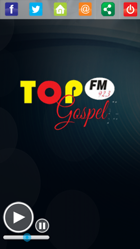 top gospel fm screenshot 1