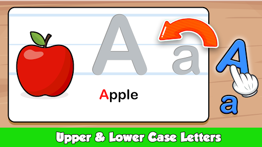 ABC Kids Games - Phonics to Learn alphabet Letters 15.0 screenshots 5