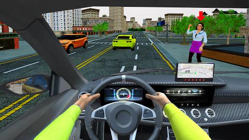 Grand Taxi Simulator : Modern Taxi Games 2020  screenshots 12