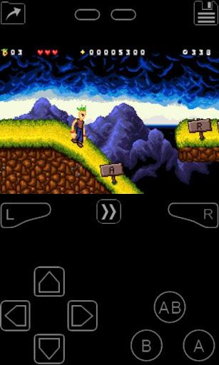 My Boy! - GBA Emulator screen 1
