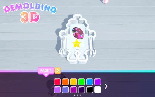 Demolding 3D screenshots 24