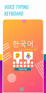Korean Voice Typing Keyboard – Korean Translator 1.4 Android APK Mod 1