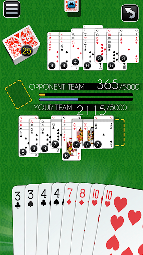 Canasta Multiplayer - Free Card Game 3.1.18 screenshots 1