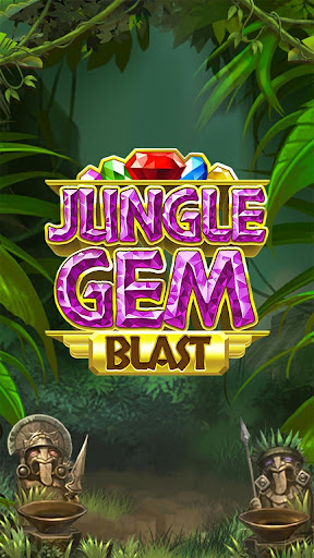 Jungle Gem Blast: Match 3 Jewel Crush Puzzles  screenshots 8