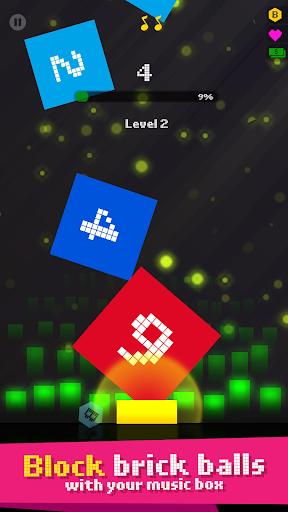 Slide Box - Clash of brick 1.0.5 screenshots 1