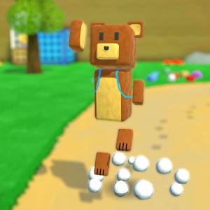 3D Platformer Super Bear Adventure