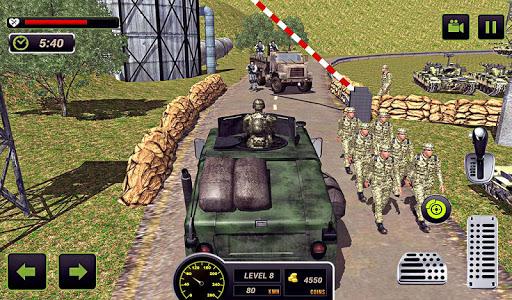 US Army Truck Driving 2021: Real Military Truck 3D apktram screenshots 17