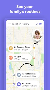 Free Life360  Family Locator  GPS Tracker for Safety 5