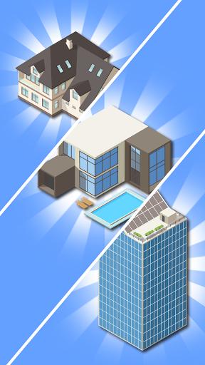 Merge City - Idle Clicker Game screenshots 3