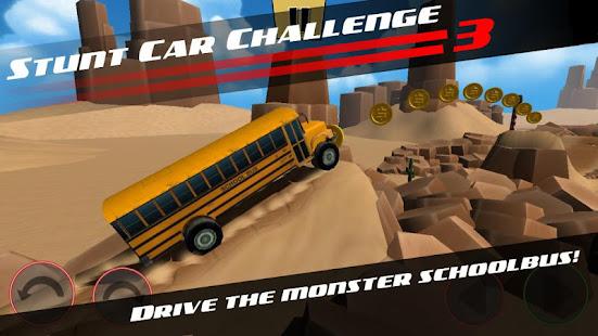 Stunt Car Challenge 3 Mod Apk