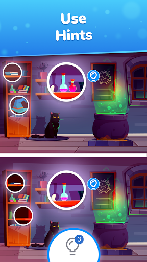 Differences: find a difference screenshots 3