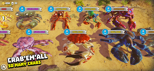 King of Crabs 1.13.0 screenshots 17