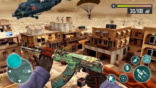 Call Of Fury Mod Apk- Global Counter Strike Black Ops (God Mode) 6