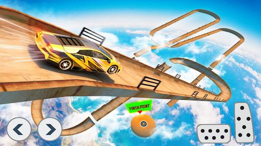 Superhero Car Stunts - Racing Car Games screenshots 6