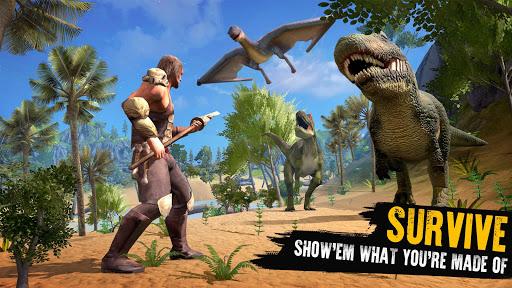 Jurassic Survival Island: Dinosaurs & Craft  screenshots 1