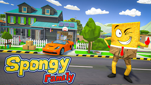 Sponge Family Neighbor Game 2021 screenshots 12