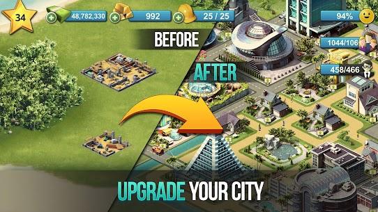 City Island 4 – Town Simulation: Village Builder 3.1.2 2