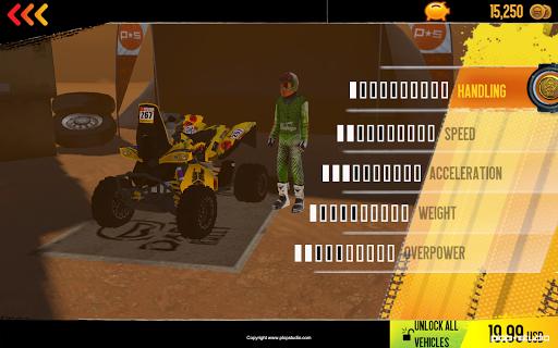 Dark Rally apktram screenshots 8