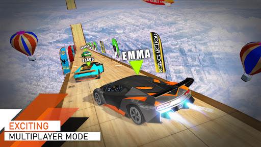 Impossible GT Car Racing Stunts 2021 Apkfinish screenshots 18