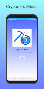 Crypto Pro Miner For Android 1