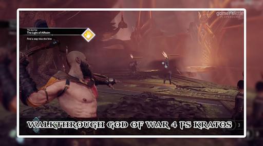 The Walkthrough for God of War 4 PS Kratos 1.0 Screenshots 2