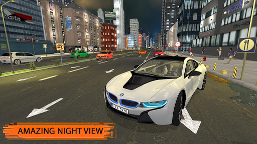 i8 Super Car: Speed Drifter 1.0 Screenshots 9