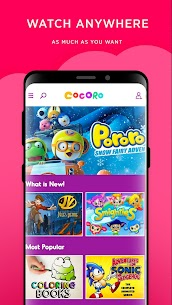 Cocoro – TV Shows for Kids 13.500 Mod + APK + Data UPDATED 2