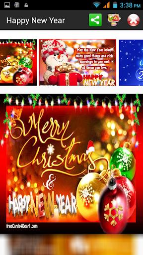 Happy New Year Greetings 2021  Screenshots 5