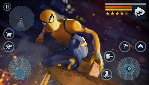 Spider Rope Gangster Hero Vegas - Rope Hero Game 1.1.9 screenshots 17