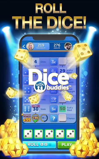 Dice With Buddiesu2122 Free - The Fun Social Dice Game 7.7.0 Screenshots 5