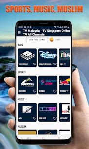TV Indonesia Online – TV Malaysia TV Singapore 3