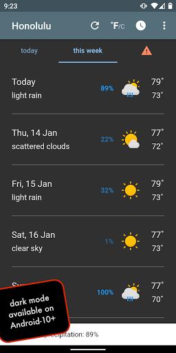 just weather  Screenshots 4
