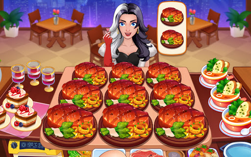 Cooking Master Life : Fever Chef Restaurant Game  Screenshots 16