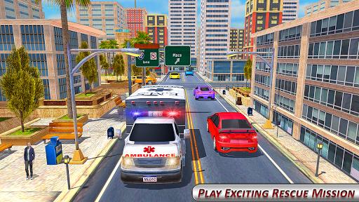 Ambulance Rescue Games 2020 1.15 screenshots 7