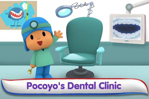 Pocoyo Dentist Care: Doctor Adventure Simulator 1.0.2 screenshots 1