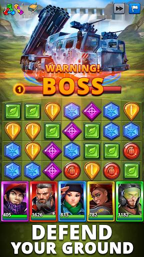 Puzzle Combat: Match-3 RPG 25.0.0 screenshots 2