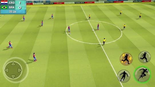 Stars Soccer League: Football Games Hero Strikes 7