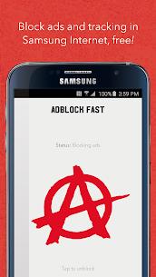Adblock Fast v2.2.0 APK 1