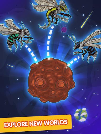 Télécharger Angry Bee Evolution APK MOD (Astuce) screenshots 4