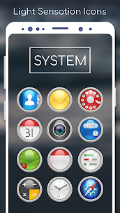 Light Sensation- Icon Pack 4.0.8 (Patched) 2