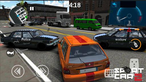 Sport Car : Pro drift - Drive simulator 2019  screenshots 6