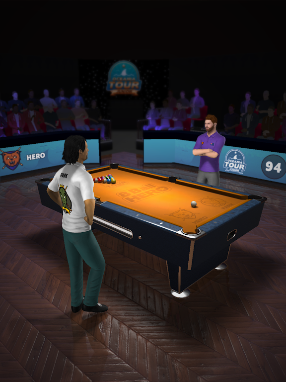 8 Ball Hero - Pool Billiards Puzzle Game  poster 10