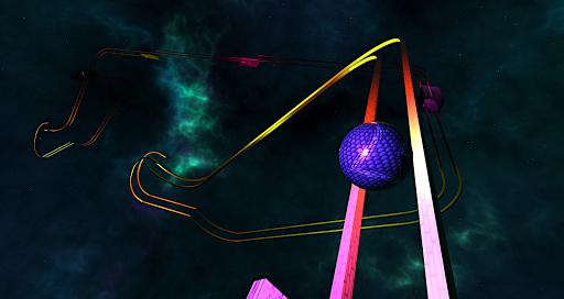 Nova Ball 3D - Balance Rolling Ball Free 4.9 screenshots 3