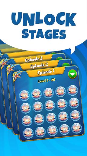 Ocean Splash Match 3: Free Puzzle Games 3.6.0 screenshots 5