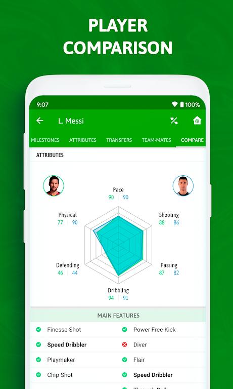 BeSoccer - Soccer Live Score  poster 3