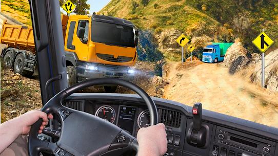 Baixar Heavy Truck Simulator Apk Última Versão – {Atualizado Em 2021} 4